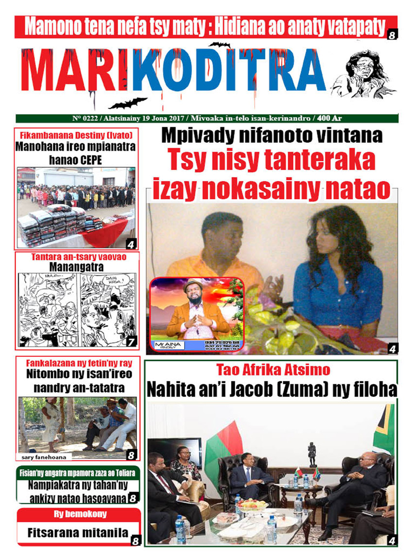 marikoditra 19 Juin