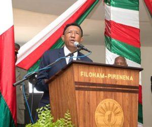 Actualité Madagascar