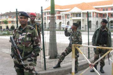 manifestation Madagascar